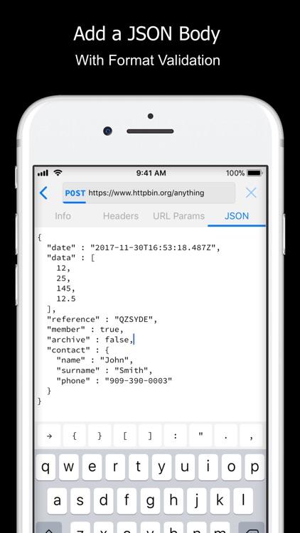Rest – HTTP API Client