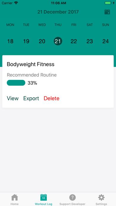 Bodyweight Fitnessのおすすめ画像3