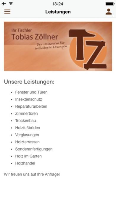 Zöllner Tobias Ihr Tischler screenshot three