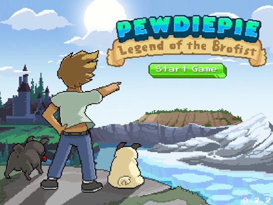 PewDiePie: Legend of Brofist Screenshots