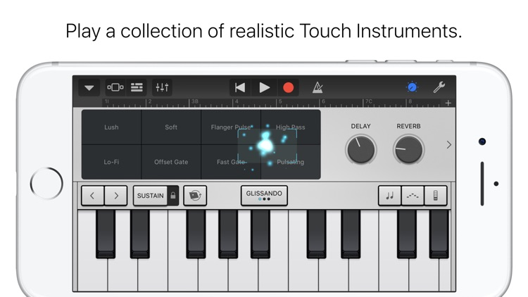 GarageBand screenshot-2