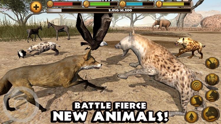 Hyena Simulator screenshot-4