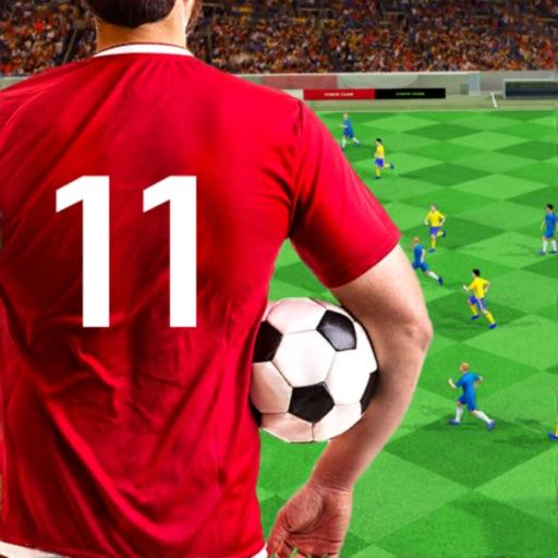 Играть в футбол 2018 - настоящ