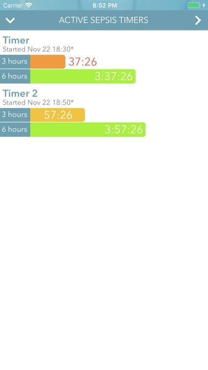 Sepsis Timer