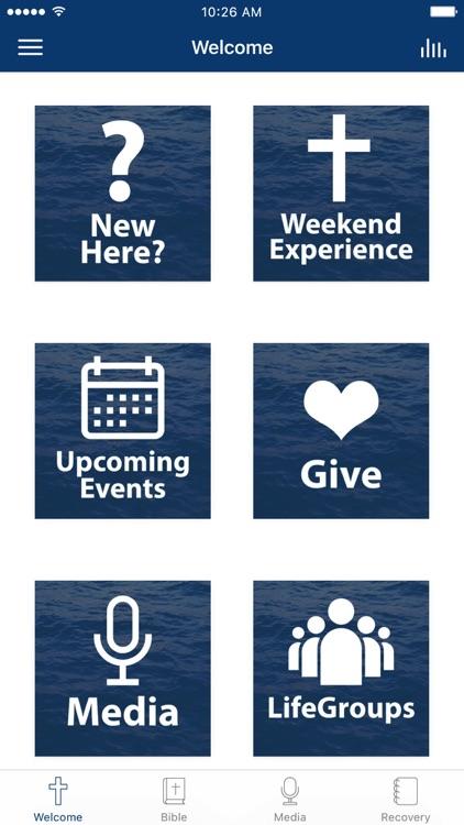 New Life Community Church App