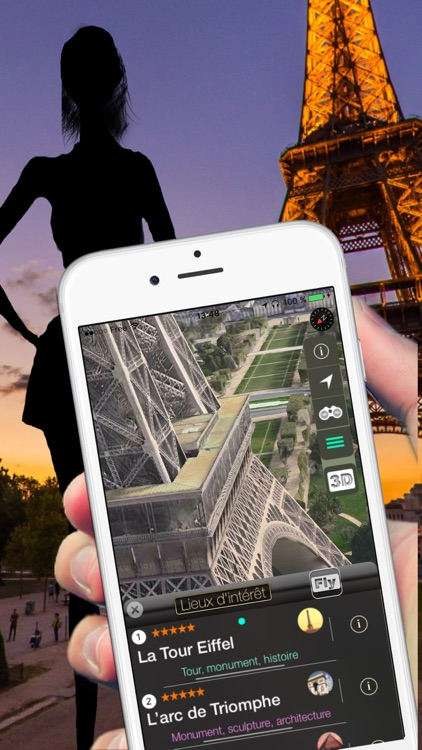 PARIS 3D Lite screenshot-0