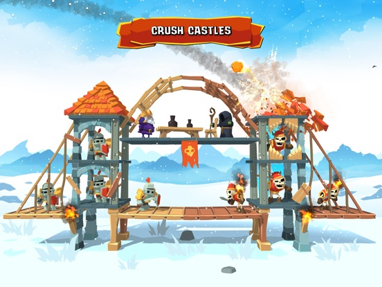 Crush the Castle: Siege Master screenshot 9