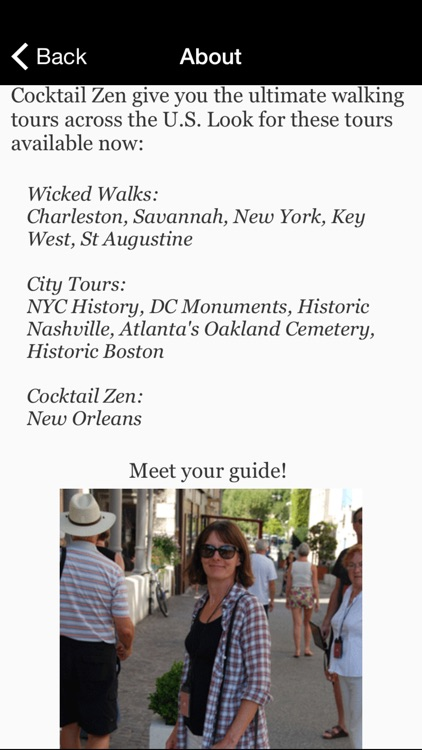 Wicked Walks New Orleans screenshot-3