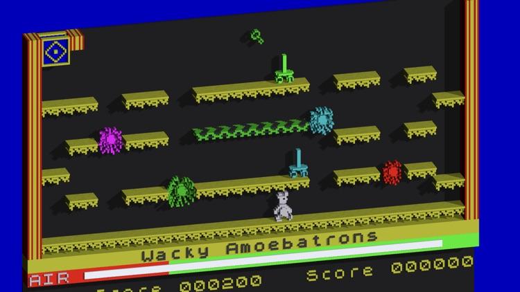 Manic Miner® screenshot-8