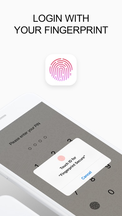 Herunterladen Fingerabdruck Sperren für Pc