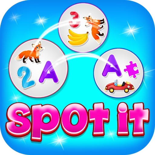 Spot It - Educational Game