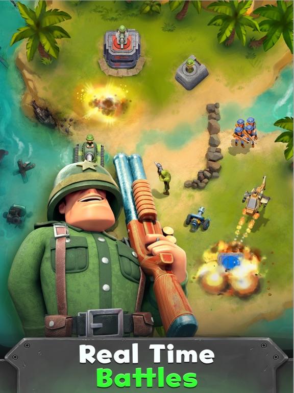 War Heroes Strategy Card Games screenshot 7