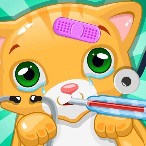 Доктор Для Кошек:Игры