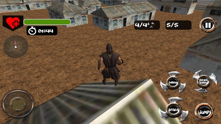 Strange Ninja : Spinner Hero screenshot-3