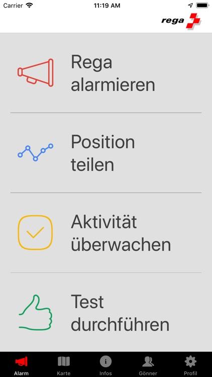 Rega-App