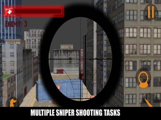 Sniper Street City Muti screenshot 6