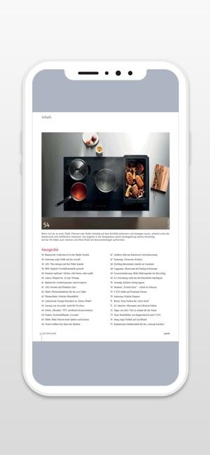 k chenplaner zeitschrift im app store. Black Bedroom Furniture Sets. Home Design Ideas