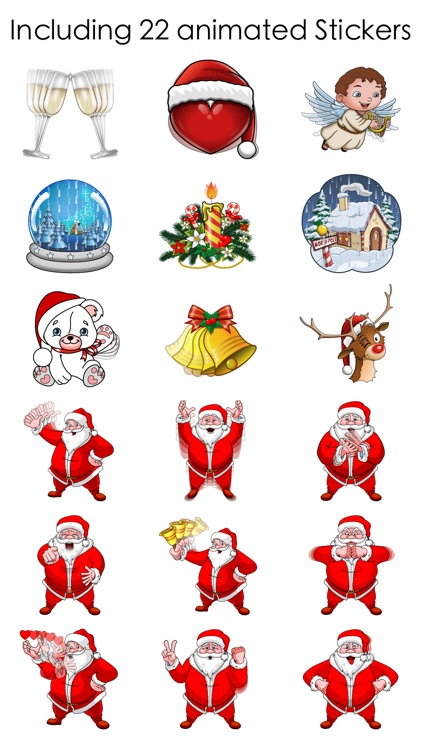 Xmas Emojis screenshot-4