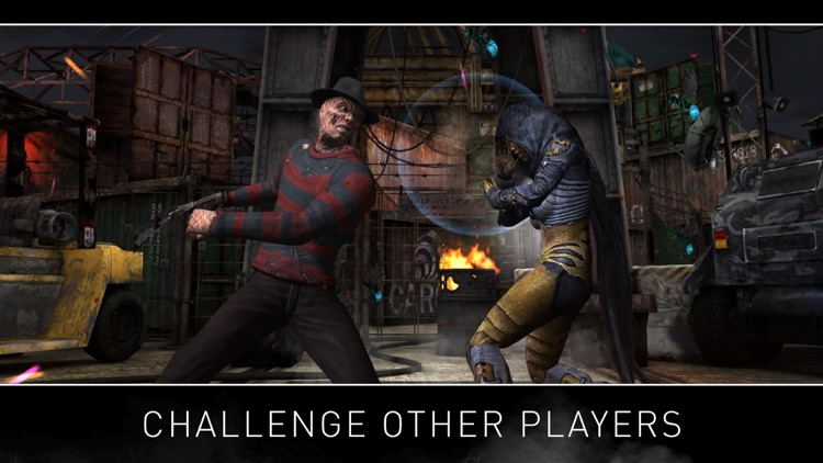 MORTAL KOMBAT X screenshot-1