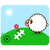 download Animated Fluffy Sheep Sticker