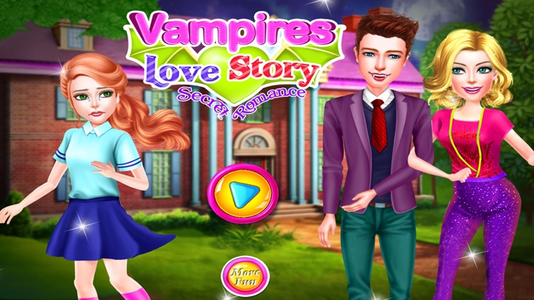 Vampire Love Story & Secret Romance