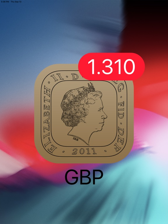 Screenshot 1 For Gbp Usd Exchange Rate Live