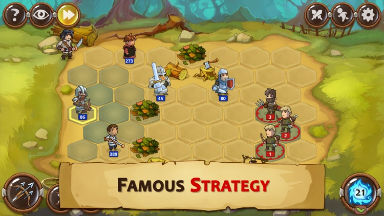 Braveland Heroes screenshot-0