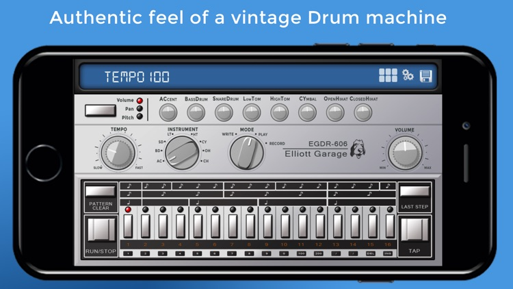 EGDR606 - 606 Drum Machine