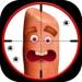跑 香肠 射手 FPS 游戏