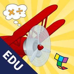 Teachley: Fact Flyer EDU