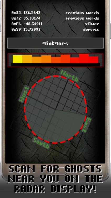 Real Ghost Detector screenshot-3
