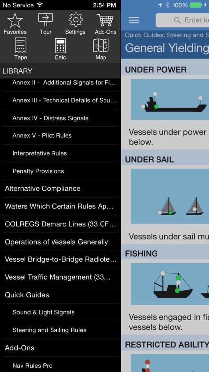 Navigation Rules screenshot-4