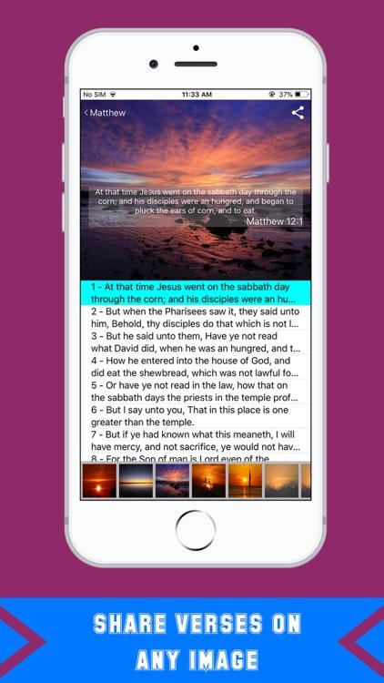 King James Bible - Dramatized screenshot-5