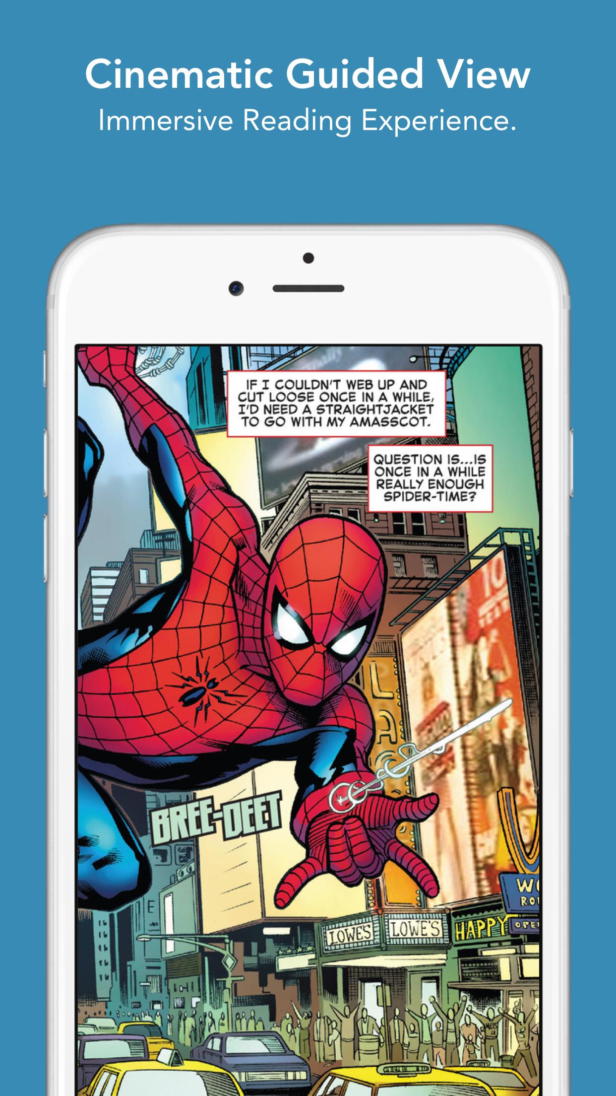 comiXology - Comics & Manga Screenshot