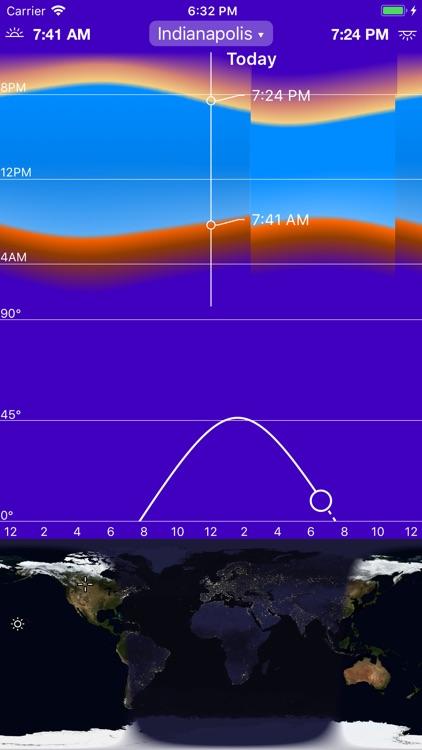 Sunrise Solar Calculator screenshot-0