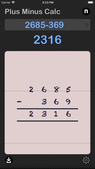 点击获取Plus Minus Calculator