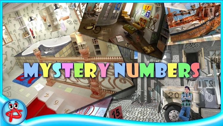 Mystery Numbers: Hidden Object screenshot-4
