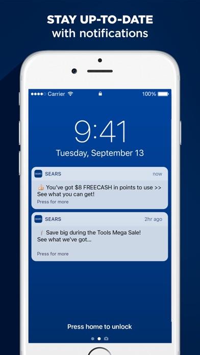 Screenshots for Sears – Shop smarter & save