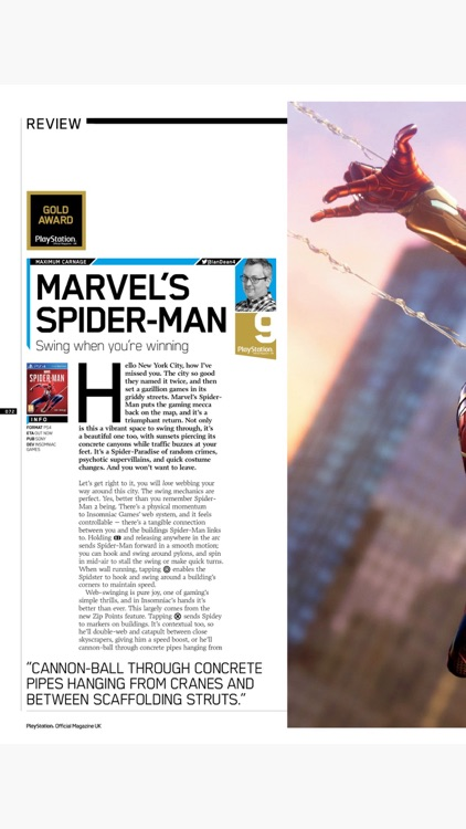 PlayStation Official Magazine screenshot-8
