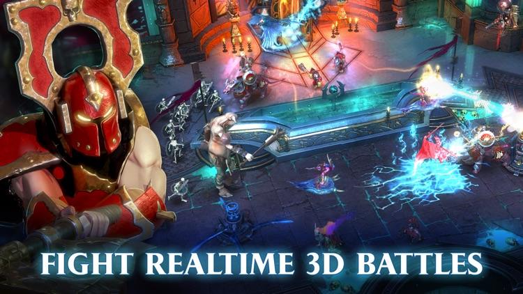 Warhammer AoS: Realm War screenshot-0