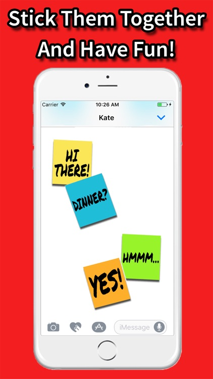 Animated Sticky Notes Stickers screenshot-4