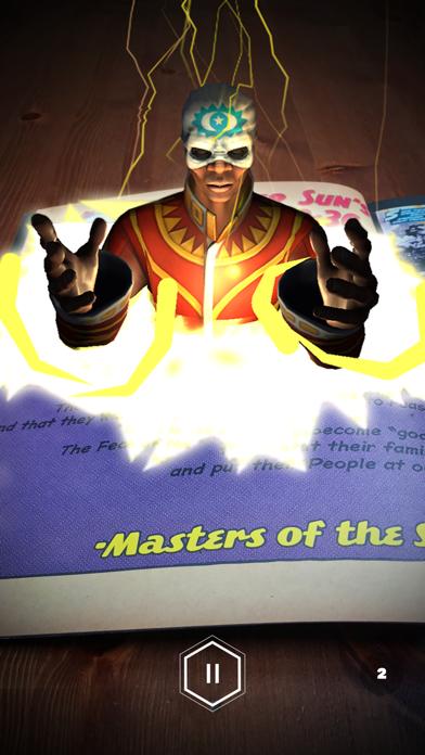 Masters of the Sun ARのおすすめ画像2