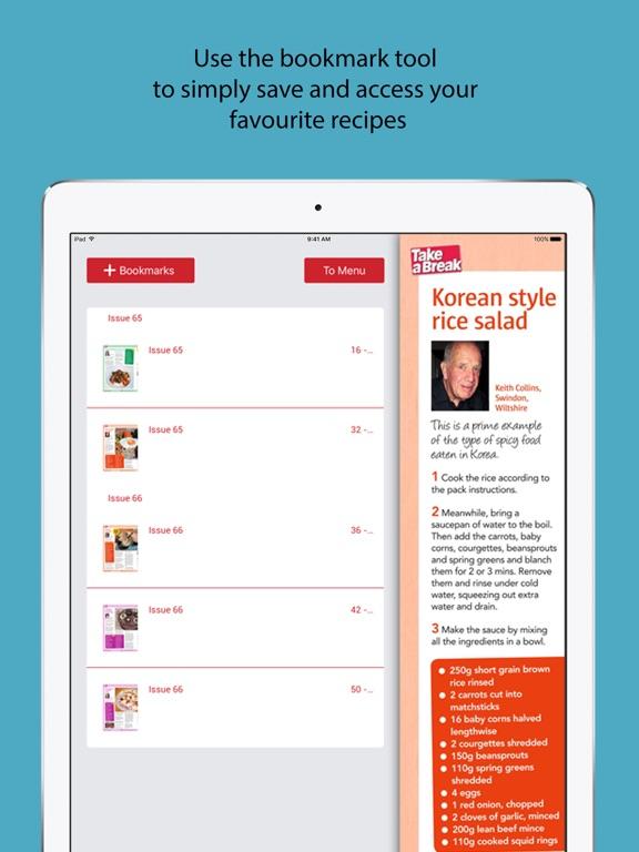 My Favourite Recipes screenshot 10