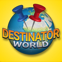 Destinator World - Geo Quiz