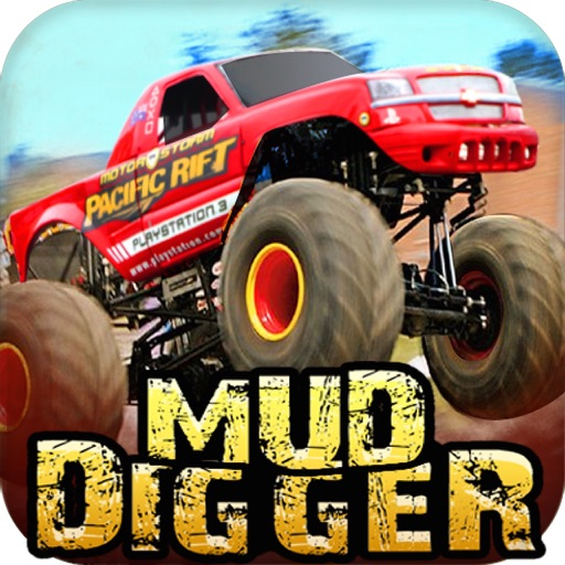 Mud Digger : Simulator Racing