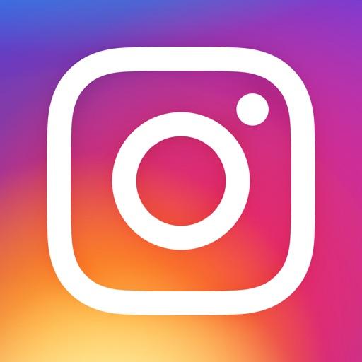 Instagram application logo