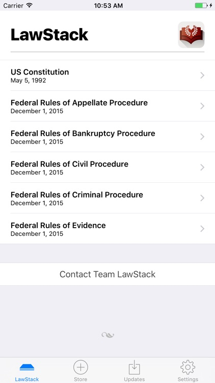 LawStack screenshot-0