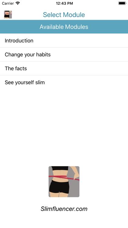 Slimfluencer. Become slim