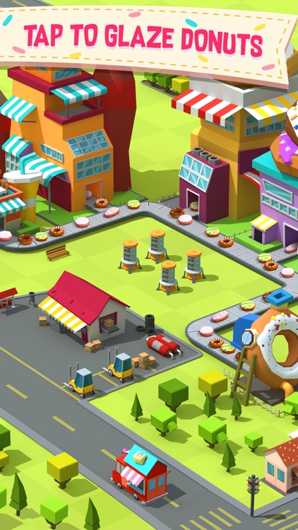 Donut City Tycoon