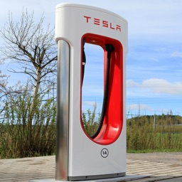 Superchargers For Tesla